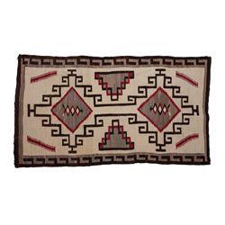 "Navajo Textile 79"" x 45"""