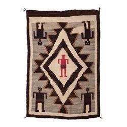 """Navajo Pictorial Rug 46"""" x 67"""""""