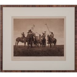 Edward Sheriff Curtis, photogravure