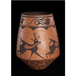 Alan E. Lasiloo Zuni Pot