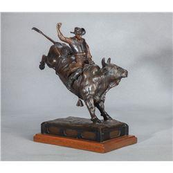 Robert Broshears, bronze