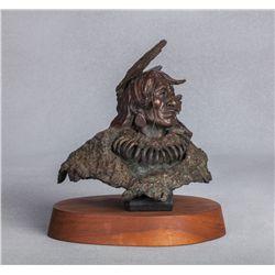 Joe Beeler, bronze