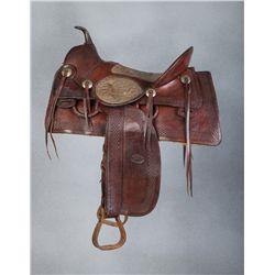 R. T. Frazier Ladies Astride Saddle