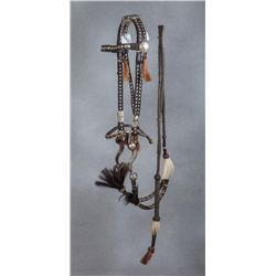 Canon City Horsehair Bridle with Bit