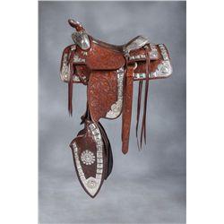 Harry Rowell California Parade Saddle
