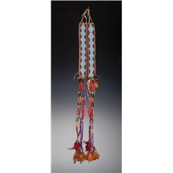 Sioux Beaded and Quilled Armbands