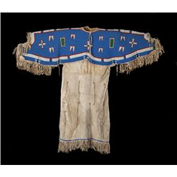 Sioux Beaded and Fringed Women's Dress