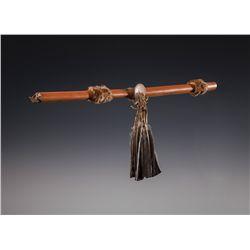Sauk or Fox Decorated Flute