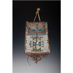 Sioux Beaded Dispatch Bag