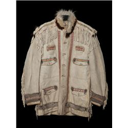 Fringed Cree Scout Jacket