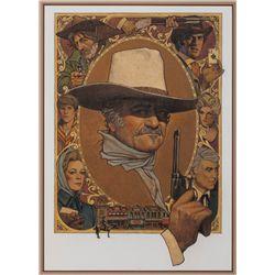 Richard Amsel, Original Movie Poster Art