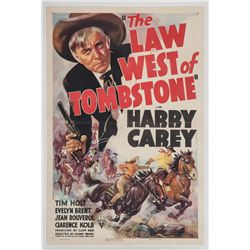 Harry Carey Movie Array - Posters and Lobby Cards