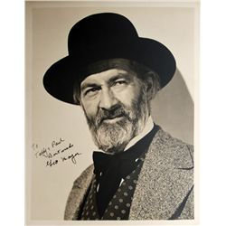 Signed Celebrity Photos from the Carey Family Collection