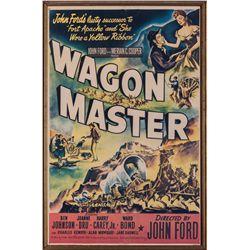 """Harry Carey, Jr. Movie Memorabilia - """"Wagon Master"""" and """"Warpath"""""""