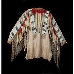 Blackfeet Men's War Shirt