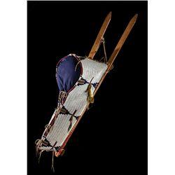 Cheyenne Full Size Beaded Cradleboard