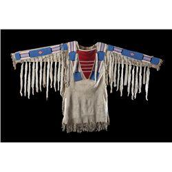 Nez Perce War Shirt