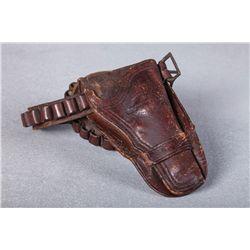 A. J. Davidson Holster and Cartridge Belt