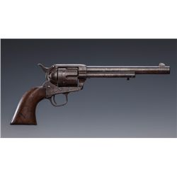 7th Cavalry Colt Single Action Revolver