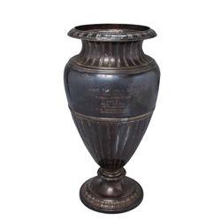 C. B. Irwin, Tiffany & Co. Silver Horse Racing Trophy Cup