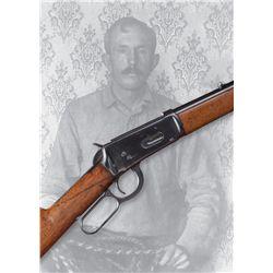 Tom Horn's Winchester Model 1894, .30-30, S/N 82667