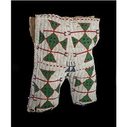 Sioux Child's Beaded Pants