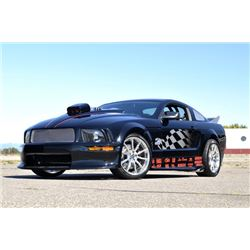2:00 SATURDAY FEATURE! 2009 PRUDHOME EDITION GT500 SUPER SNAKE