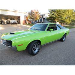 BIG BAD GREEN 1970 AMC JAVELIN SST