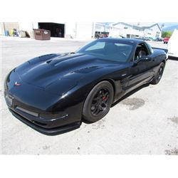 2001 TWIN TURBO CHEVROLET CORVETTE Z06