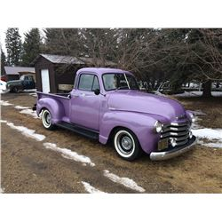 1951 CHEVROLET CUSTOM PICK UP