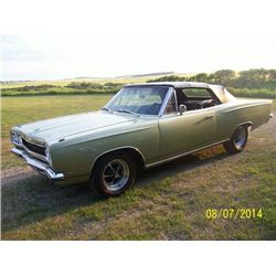 1:00 SATURDAY FEATURE! 1968 PLYMOUTH SPORT SATELLITE