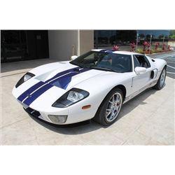 1:15 SATURDAY FEATURE! 2006 FORD GT40 SUPER CAR