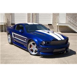 2005 FORD MUSTANG LIMITED PRODUCTION