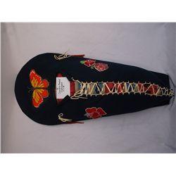 Decorative Beaded Cradleboard