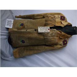 Cree Beaded Scouts Coat