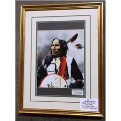 Strikes With Nose Oglala Sioux Print by Herman Heyn