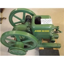 John Deere 1 1/2 H.P. One Lung Engine-Made in 1945