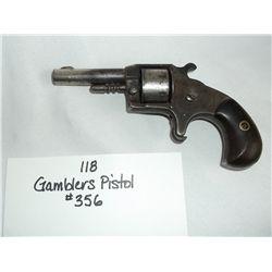 Gamblers Pistol #356