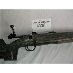 Kimber 84M .223 Remington SVT Bull Barrel