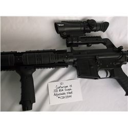 Centurion 15 .223-BSA Scope w/adjustable Stock