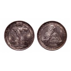 San Marino. 20 Lira. 1933 R. PCGS MS-65+.