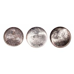 San Marino. Lot of three (3) PCGS Gem Uncirculated coins.