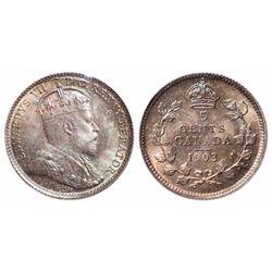 5 Cents. 1903. ICCS MS-66.