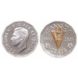 5 Cents. 2005. ICCS PR-68.