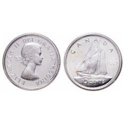 10 Cents. 1962. ICCS PL-67.
