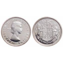 50 Cents. 1955. ICCS PL-67.