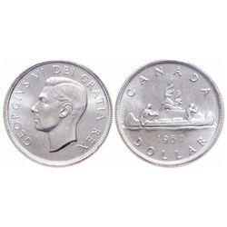 $1.00. 1950. ICCS MS-66.