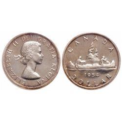 $1.00. 1954. ICCS PL-67.
