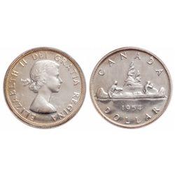 $1.00. 1954. ICCS PL-66.