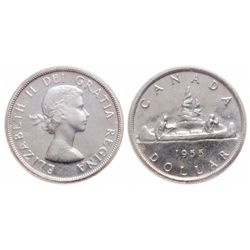 $1.00. 1955. ICCS PL-66.
